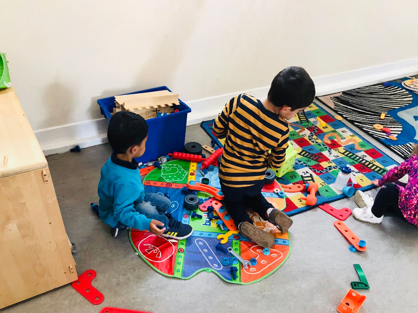 Admissions | Little Owl Pre-School